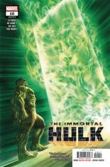 Immortal Hulk #10 Variant A