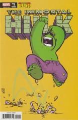 Immortal Hulk: The Best Defense #1 Variant D