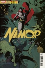 Namor: The Best Defense #1 Variant D: Hidden Gem Variant
