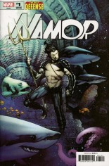 Namor: The Best Defense #1 Variant B