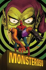 Champions (2016) #1.MU Variant B: Gwenster Unleashed Variant