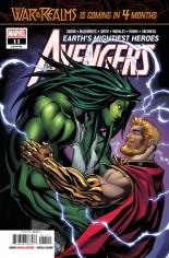 Avengers (2018-2020) #11 Variant A