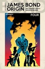 James Bond: Origin #4 Variant A