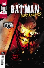 Batman: Who Laughs (2019) #1 Variant A