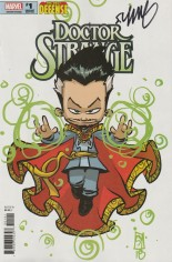 Doctor Strange: The Best Defense #1 Variant D