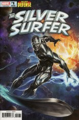 Silver Surfer: The Best Defense #1 Variant C