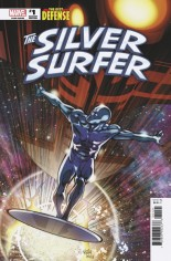 Silver Surfer: The Best Defense #1 Variant B