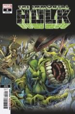 Immortal Hulk #8 Variant C: 2nd Printing