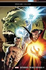 Defenders: The Best Defense #1 Variant A: Marvel Rising Doll Homage Variant