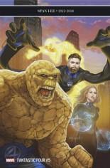 Fantastic Four (2018-2021) #5 Variant E