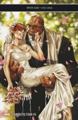 Fantastic Four (2018-2020) #5 Variant B