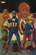 Immortal Hulk #11 Variant B: Marvel 80th Variant