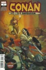 Conan The Barbarian (2019-2020) #1 Variant A