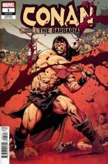 Conan The Barbarian (2019-2020) #1 Variant B: Party Variant