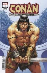 Conan The Barbarian (2019-2020) #1 Variant H
