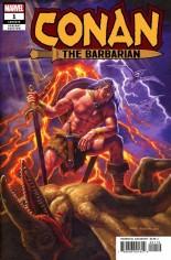 Conan The Barbarian (2019-2020) #1 Variant K
