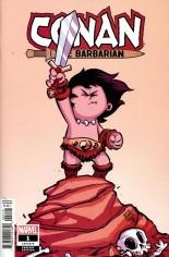 Conan The Barbarian (2019-2020) #1 Variant I