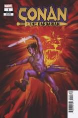 Conan The Barbarian (2019-2020) #1 Variant O
