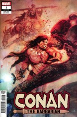 Conan The Barbarian (2019-2020) #1 Variant N