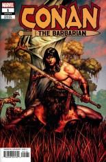 Conan The Barbarian (2019-2020) #1 Variant G