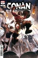 Conan The Barbarian (2019-2020) #1 Variant F