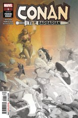 Conan The Barbarian (2019-2020) #1 Variant M: Premiere Variant