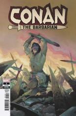 Conan The Barbarian (2019-2020) #1 Variant D: Teaser Variant