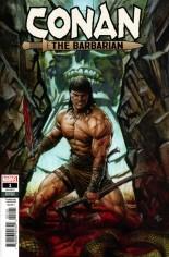 Conan The Barbarian (2019-2020) #1 Variant E