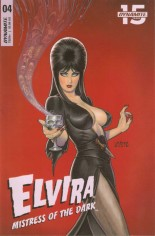 Elvira, Mistress of the Dark (2018-2020) #4 Variant A