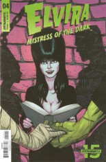 Elvira, Mistress of the Dark (2018-2020) #4 Variant B