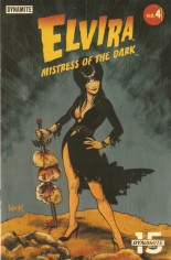 Elvira, Mistress of the Dark (2018-2020) #4 Variant C