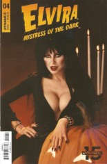 Elvira, Mistress of the Dark (2018-2020) #4 Variant D: Photo Subscription Variant