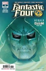 Fantastic Four (2018-2020) #6 Variant A