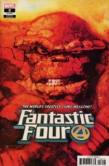 Fantastic Four (2018-Present) #6 Variant B