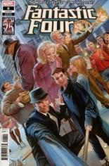 Fantastic Four (2018-Present) #6 Variant D: Marvel 25th Variant