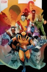 Fantastic Four (2018-Present) #6 Variant C: Marvel 80th Variant