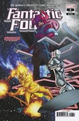 Fantastic Four (2018-2020) #6 Variant E: GOTG Variant