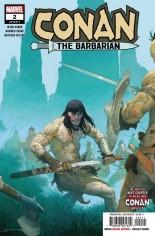 Conan The Barbarian (2019-2020) #2 Variant A