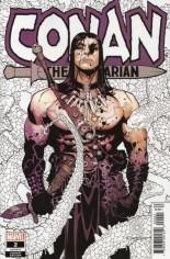 Conan The Barbarian (2019-2020) #2 Variant D