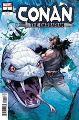 Conan The Barbarian (2019-2020) #2 Variant E