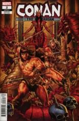 Conan The Barbarian (2019-2020) #2 Variant C
