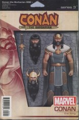 Conan The Barbarian (2019-2020) #2 Variant B: Action Figure Variant