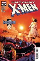 Uncanny X-Men (2019-Present) #10 Variant A