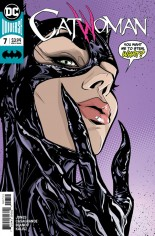 Catwoman (2018-2020) #7 Variant A