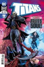 Titans (2016-Present) #33 Variant A
