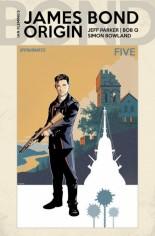 James Bond: Origin #5 Variant B