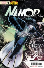 Namor: The Best Defense #1 Variant F: 2nd Printing
