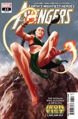 Avengers (2018-2020) #13 Variant A