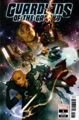 Guardians of the Galaxy (2019-2020) #1 Variant H
