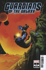 Guardians of the Galaxy (2019-Present) #1 Variant F: Hidden Gem Variant